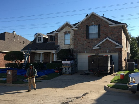 Red Dirt Roofing Dallas Fort Worth Roofing Roof Repair